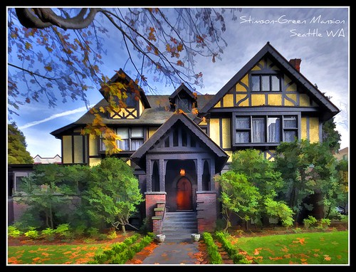 Stimson-Green Mansion, Seattle WA | by Michael & Sherry Martin
