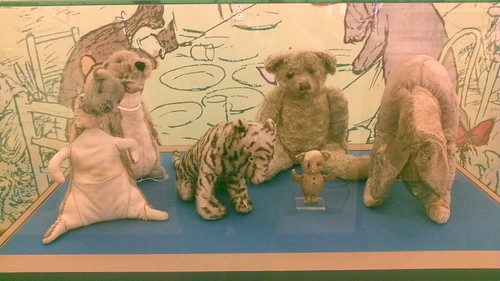 Winnie the Pooh Display | by thievingjoker