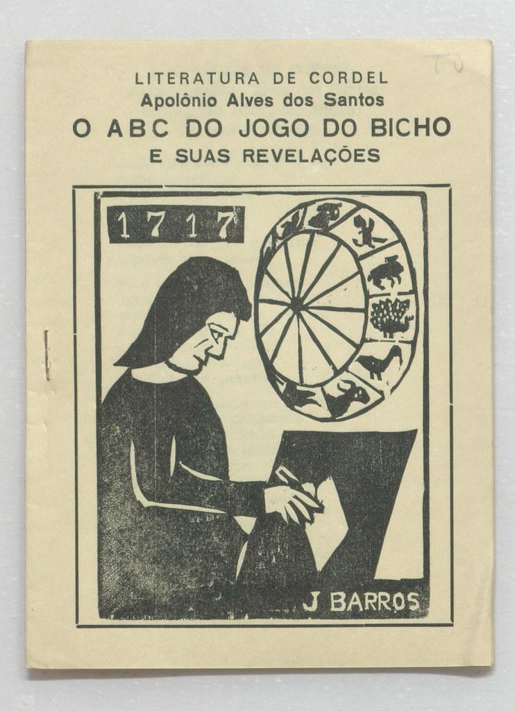 O ABC do Jogo do Bicho e Suas Revelações   Record number: co…   Flickr