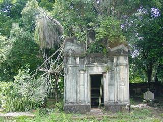 Santa Ana Mission Cemetery - Argentina