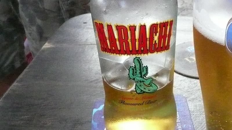 Mariachi, Turkey (worst beer ever)