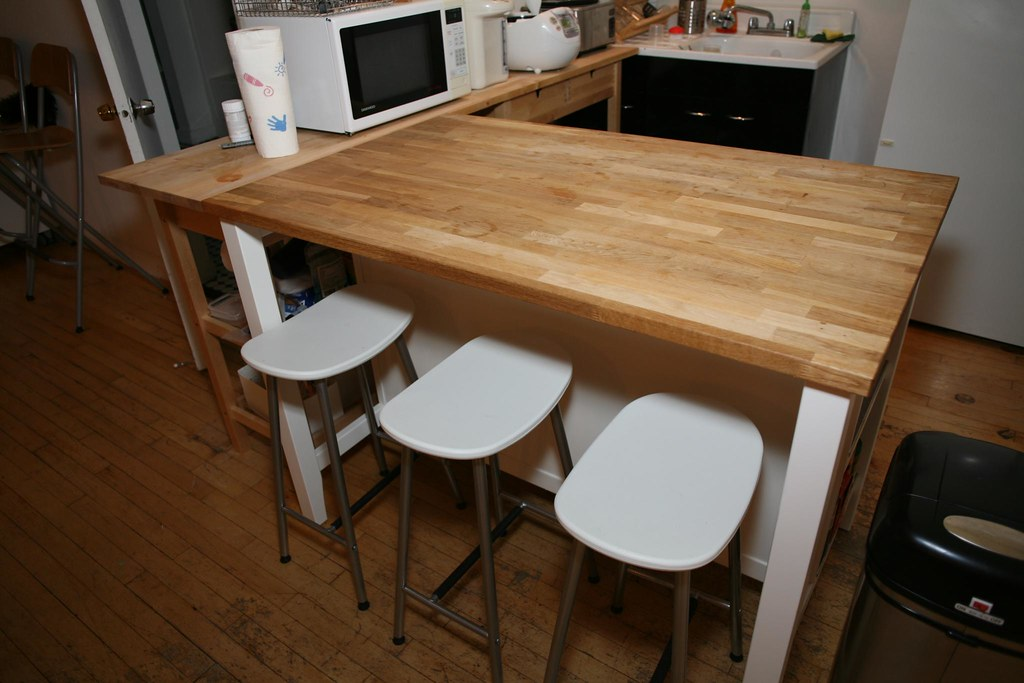 SOLD! Ikea Stenstorp Kitchen Island | So, this is interestin ...
