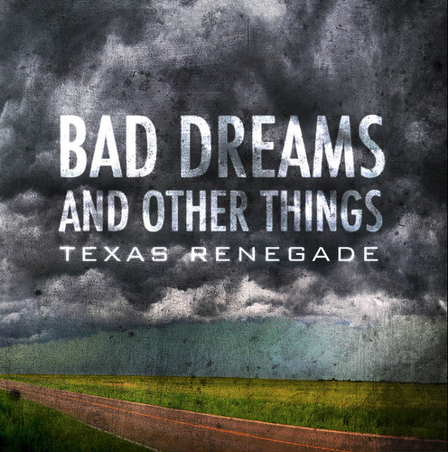 Album cover design for Texas Renegade