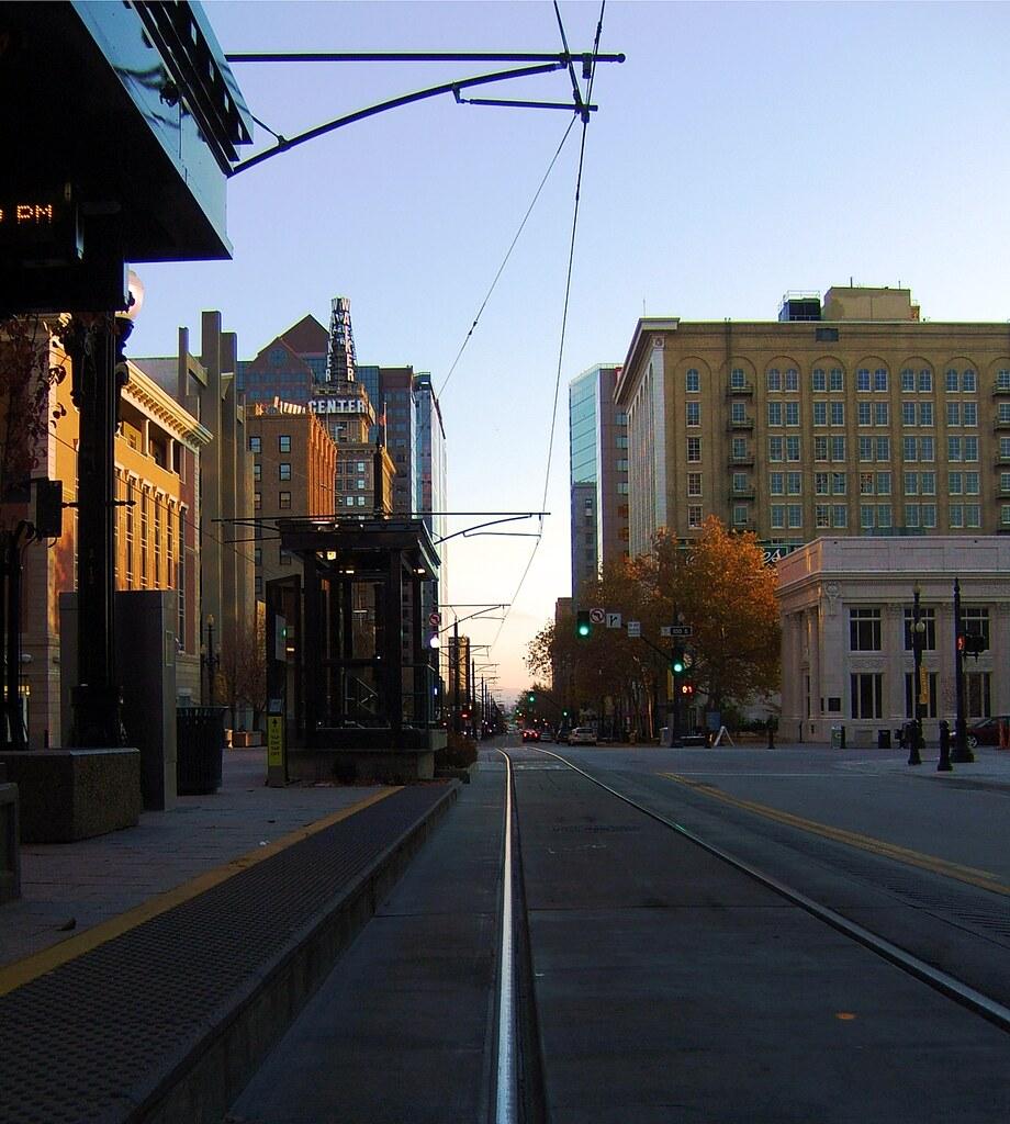 Downtown Salt Lake City Living: Taken On November 15, 2009, In Salt Lake City