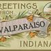 Valparaiso, Indiana - Generic Postcards