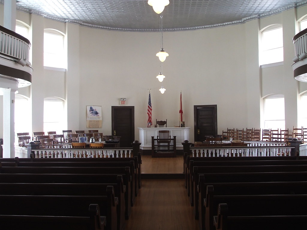 Old Monroeville Court House