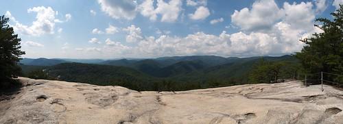 statepark panorama cloud mountain rock pano stonemountainstatepark