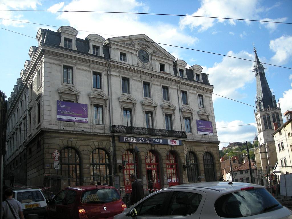 Gare Saint-Paul