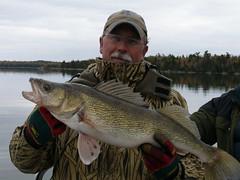 Last Walleye 2009