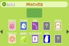 DexIQ Practice Select Screen | by mcgee_american