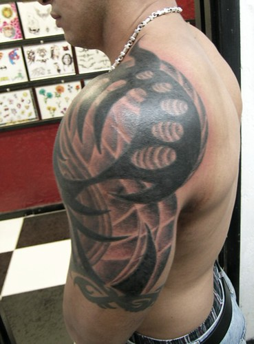 tattoo-on-arm-by-miami-tattoo-shop   Tattoo Design by Miami …   Flickr