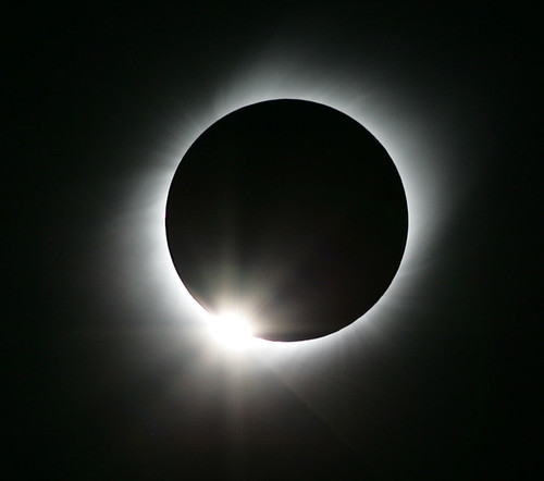 Diamond Ring (Total Solar Eclipse of July 22nd 2009) | by eclipsechaser (Daniel Lynch)