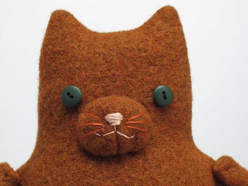 Friend Kitty by Marianne Wille