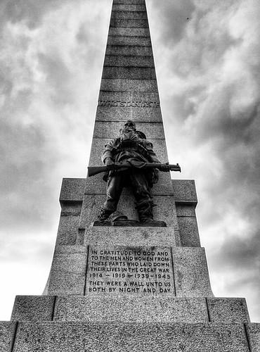 War Memorial (27/10/2014)