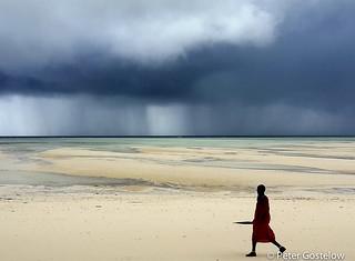 Rainy season in Paje: Zanzibar | by Peter Gostelow