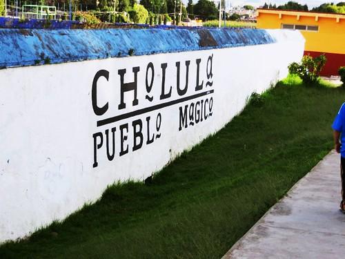 Cholula,Puebla