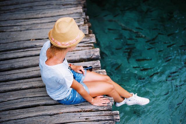 croatia / nacionalni park plitvička jezera