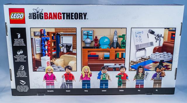 Lego 21302 - Ideas - The Big Bang Theory