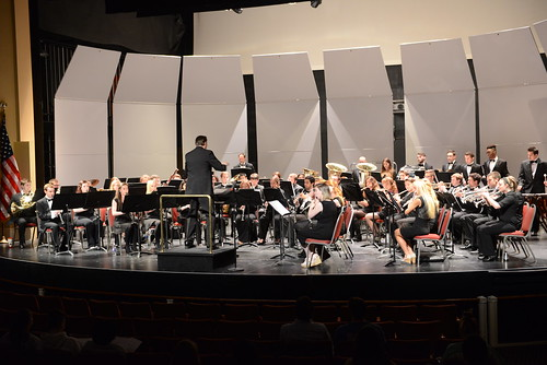 Spring Band Concert by HIGH POINT UNIVERSITY