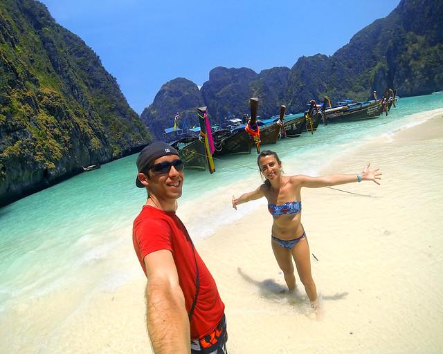 Islas Phi Phi y Maya Bay, de los lugares que ver en Tailandia más famosos