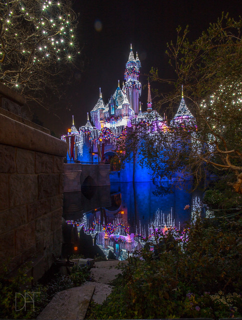 Holiday Castle Reflections 2016