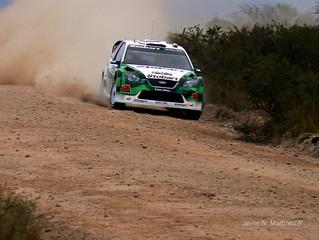 Rally Argentina 2007 - Jari-Matti Latvala Ford Focus WRC