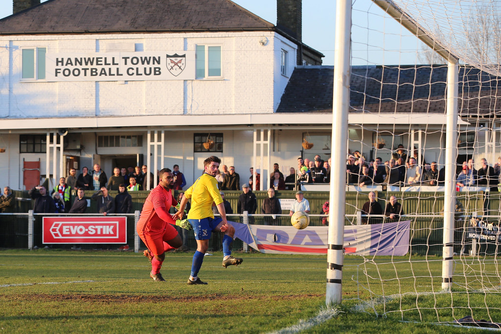 Southall 2 Cleethorpes Town 5  FA Vase Quarter Final