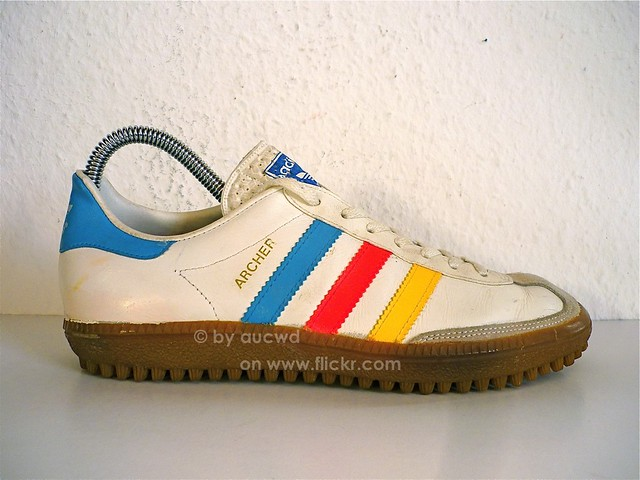 70`S 80`S VINTAGE ADIDAS VOLLEYBALL SHOES original 70  Flickr Photo