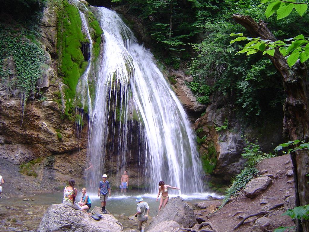 водопад джурла фото другие честные, открытые