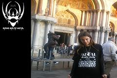 julia from paris - radio salta rock metal