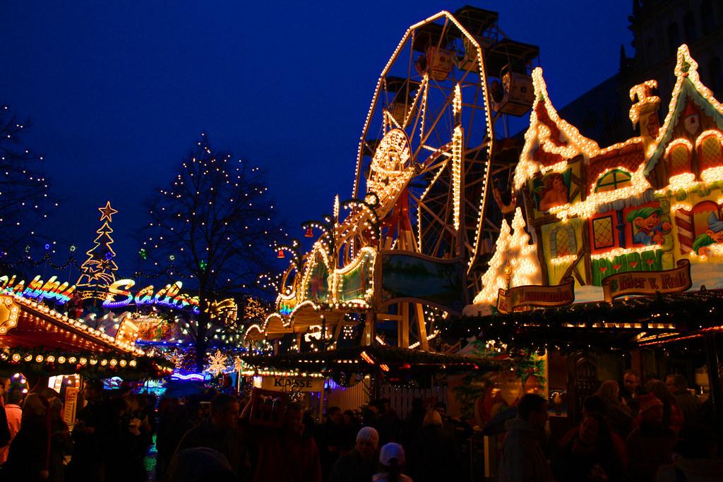 Weihnachtsmarkt L.Bremen Weihnachtsmarkt Bremen Christmas Market Flickr