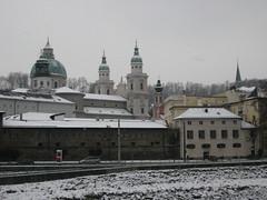 Snowy Dom