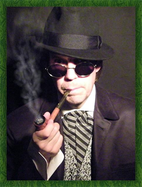 Sherlockian Christmas Card