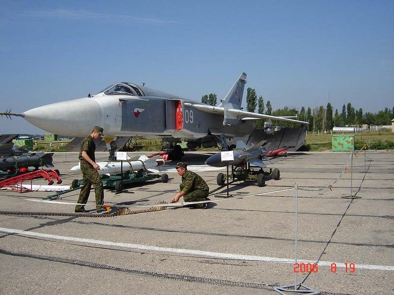 Sukhoi Su-24М Fechter 1