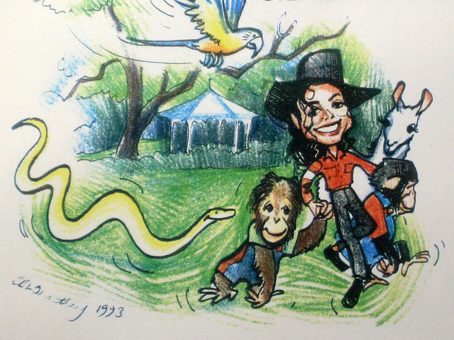 Michael Jackson (1958-2009) Remembered by Stephen B Whatley