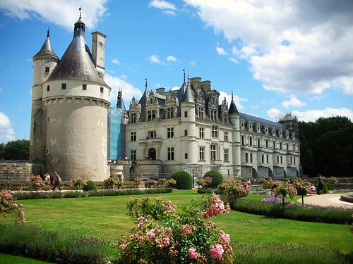 Chenonceau | by Olivier Nade
