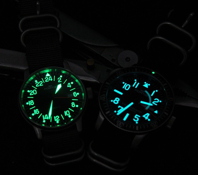 Fortis B-42 Marinemaster and Fortis Flieger 24H