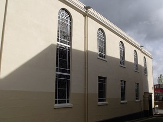 Site of New Meeting House where Joseph Priestley was minister - Saint Michaels Catholic Church