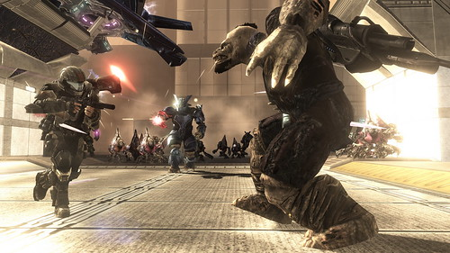 Halo 3 ODST screenshots | by gamesweasel
