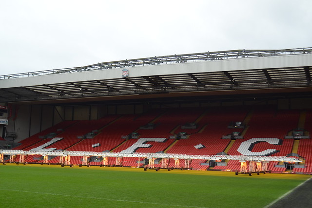 Anfield Tour (2)