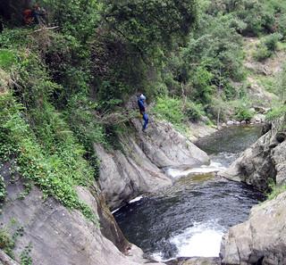 sml en el salto de 10 metros desde el camino | by David Domingo