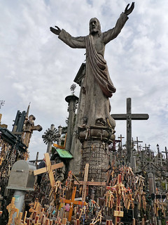 Hill of crosses | by Tania & Artur