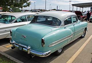 1954 Chevrolet Bel Air 4-Door Sedan (5 of 5) | by myoldpostcards