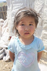 Little ger dweller in Mongolia   by East Asia & Pacific on the rise - Blog
