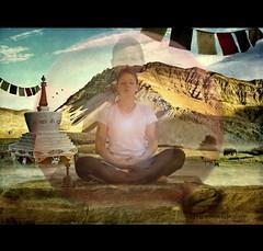 Meditation Transcendence | by h.koppdelaney