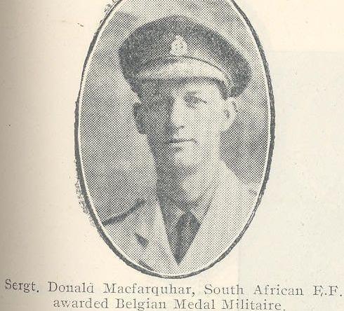 Donald Macfarquhar