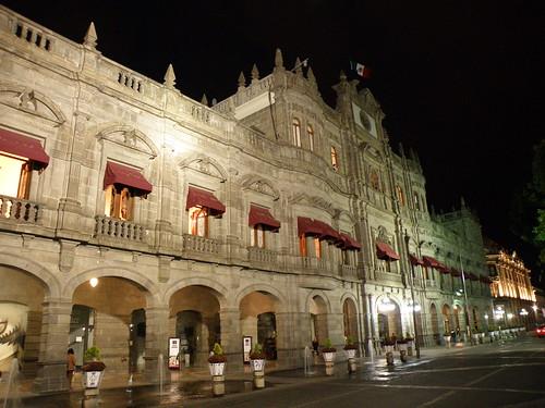 P8170091 Palacio Municipal de Puebla.,Puebla por LAE Manuel Vela