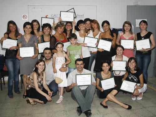 PR School - Graduate - 12.07.08