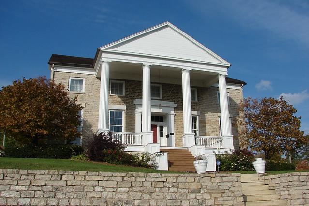 Dr. Barrows house-Davenport,IA