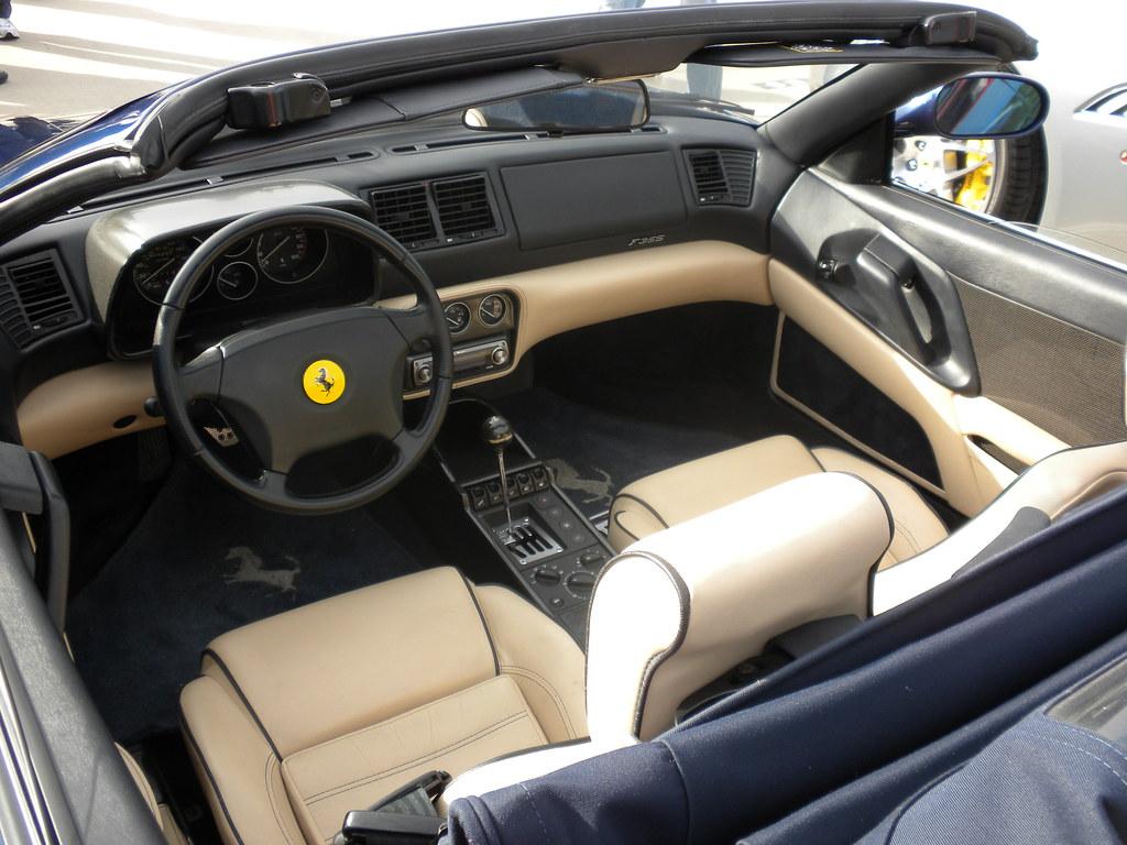 Ferrari F355 Spider Interior Kmp Flickr